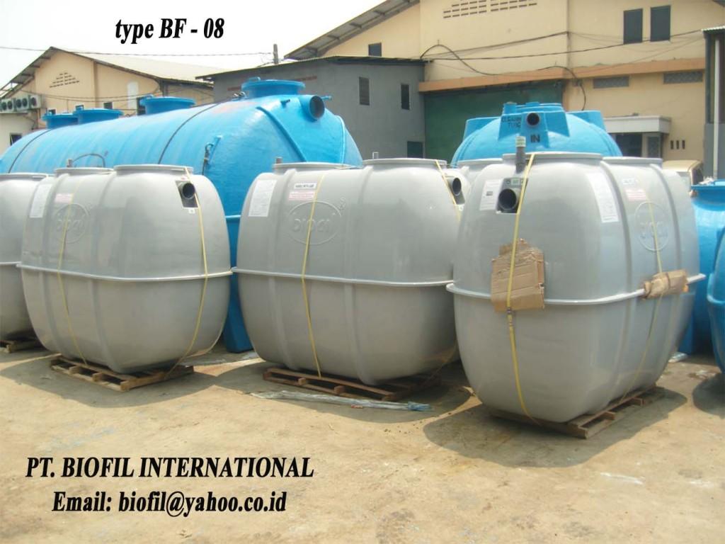 STP BIOFIL, IPAL BIOFIL, PORTABLE TOILET BIOFIL, GREASE TRAP BIOFIL, SEPTIK TENK BIOFIL