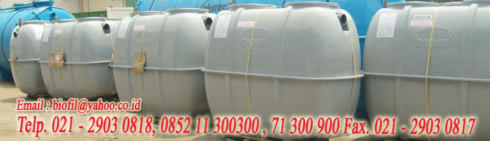 septic tank biofil